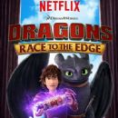 Dragons: Race to the Edge  -  Poster