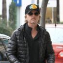 David Spade is spotted out and about with his girlfriend in Beverly Hills, California on January 9, 2017 - 435 x 600