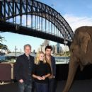 """Water For Elephants"" press conference at Luna Park on May 6, 2011 in Sydney, Australia"