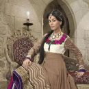 Amrita Rao New Salwar Kameez Collection - 370 x 513