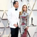 Jennifer Lopez and Alex Rodriguez At The 91st Annual Academy Awards - Arrivals