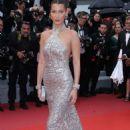Bella Hadid – 'BlacKkKlansman' Premiere at 2018 Cannes Film Festival - 454 x 713