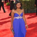 Mindy Kaling - 61 Primetime Emmy Awards Held At The Nokia Theatre On September 20, 2009 In Los Angeles, California