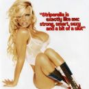 Pamela Anderson - Loaded Magazine Pictorial [United Kingdom] (December 2003) - 454 x 601