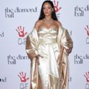 Rihanna and the Clara Lionel Foundation Host 2nd Annual Diamond Ball  December 10, 2015