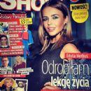 Edyta Herbus - Show Magazine Cover [Poland] (22 February 2016)