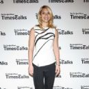Claire Danes Times Talks At Thetimescenter In New York