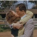 Jeanne Crain and Dana Andrews