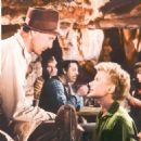 Ingrid Bergman and Gary Cooper