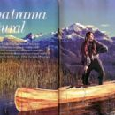 Isabeli Fontana - Vogue Magazine [Brazil] (June 2009)