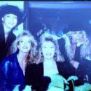 Heather Locklear, Sharise Neil, Emi Canyn & Donna McDaniel
