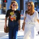 Sasha Alexander shopping with a friend in Beverly Hills June 23, 2017 - 454 x 681