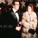 Roger Vadim and Catherine Schneider