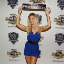 Joanna Krupa Hollywood Charity Series Of Poker Event In Hollywood