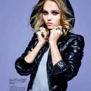 Lily-Rose Melody Depp - Elle Magazine Pictorial [France] (28 October 2016)