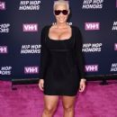 Amber Rose Attends the 2016 VH1 Hip Hop Honors: All Hail The Queens held at the David Geffen Hall in New York City - July 11, 2016