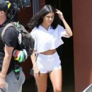 Kourtney Kardashian – Leaves a studio in Los Angeles