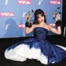 Camila Cabello - 2018 MTV Video Music Awards - Press Room