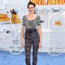 Shailene Woodley At The 2015 MTV Movie Awards