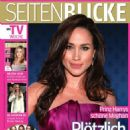 Meghan Markle - Seitenblicke Magazine Cover [Austria] (18 May 2017)