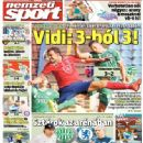 Nemzeti Sport - Nemzeti Sport Magazine Cover [Hungary] (10 August 2014)