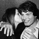 Christopher Reeve and Gae Exton
