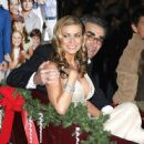 Carmen Electra and Eugene Levy
