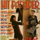 Hit Parader Magazine Cover [United States] (April 1980)