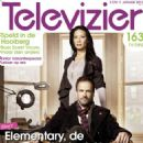 Jonny Lee Miller, Lucy Liu - Televizier Magazine Cover [Netherlands] (5 January 2013)