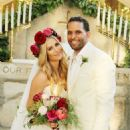 Amanda Willa Ford & Ryan Nece Wedding - 454 x 681