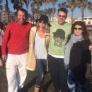 Yasmine Bleeth Emerges on Venice Boardwalk January 1,2015 - 454 x 454