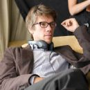 "Director STEPHEN GAGHAN on the set of Warner Bros. Pictures' political thriller ""Syriana,"" starring , Matt Damon and Jeffrey Wright."