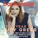 Judy Greer - Backstage Magazine Cover [United States] (9 July 2014)