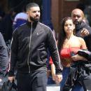 Drake and Malaika Terry - 454 x 499