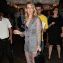 January Jones – Arrives at the Max Mara WIF Face Of The Future in LA