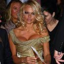 Pamela Anderson - Vivienne Westwood Red Label Show At London Fashion Week Spring/Summer 2009 In London, 18.09.2008.