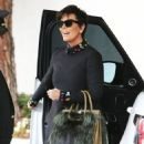 Kris Jenner out and about in Los Angeles, California on October 17, 2014