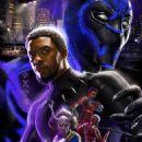 Black Panther (2018) - 454 x 568