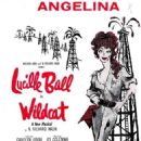 WILDCAT  Original 1960 Broadway Cast Starring Lucille Ball - 454 x 699