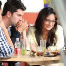 Ana Brenda Contreras and Daniel Krauze