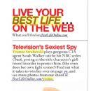 Yvonne Strahovski 'BEST LIFE' Magazine May 2009