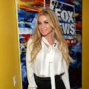 "Carmen Electra visits ""Fox & Friends"" at FOX Studios on January 8, 2016 in New York City"