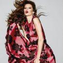 Gisele Bundchen Vogue Brazil December 2013 - 454 x 600