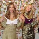 Josephine Skriver and Elsa Hosk – All-new LOVE fragrance event in NYC - 454 x 346