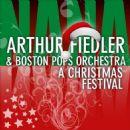 Christmas, Arthur Fiedler, - 454 x 454