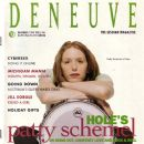 Patty Schemel - Curve Magazine Cover [United States] (December 1995)
