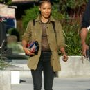 Jada Pinkett Smith – Out and about in Los Angeles - 454 x 676