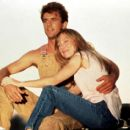 Mel Gibson and Sissy Spacek