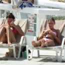 Zara McDermott – Bikini candids on vacation in Cyprus - 454 x 304