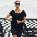 Heidi Klum: Busy in NYC
